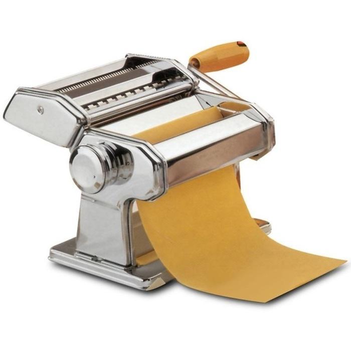 Mesin Gilingan Mie Pangsit Kue Pastel Pisang Molen Pasta Chesee Stick  - I0Ligx After