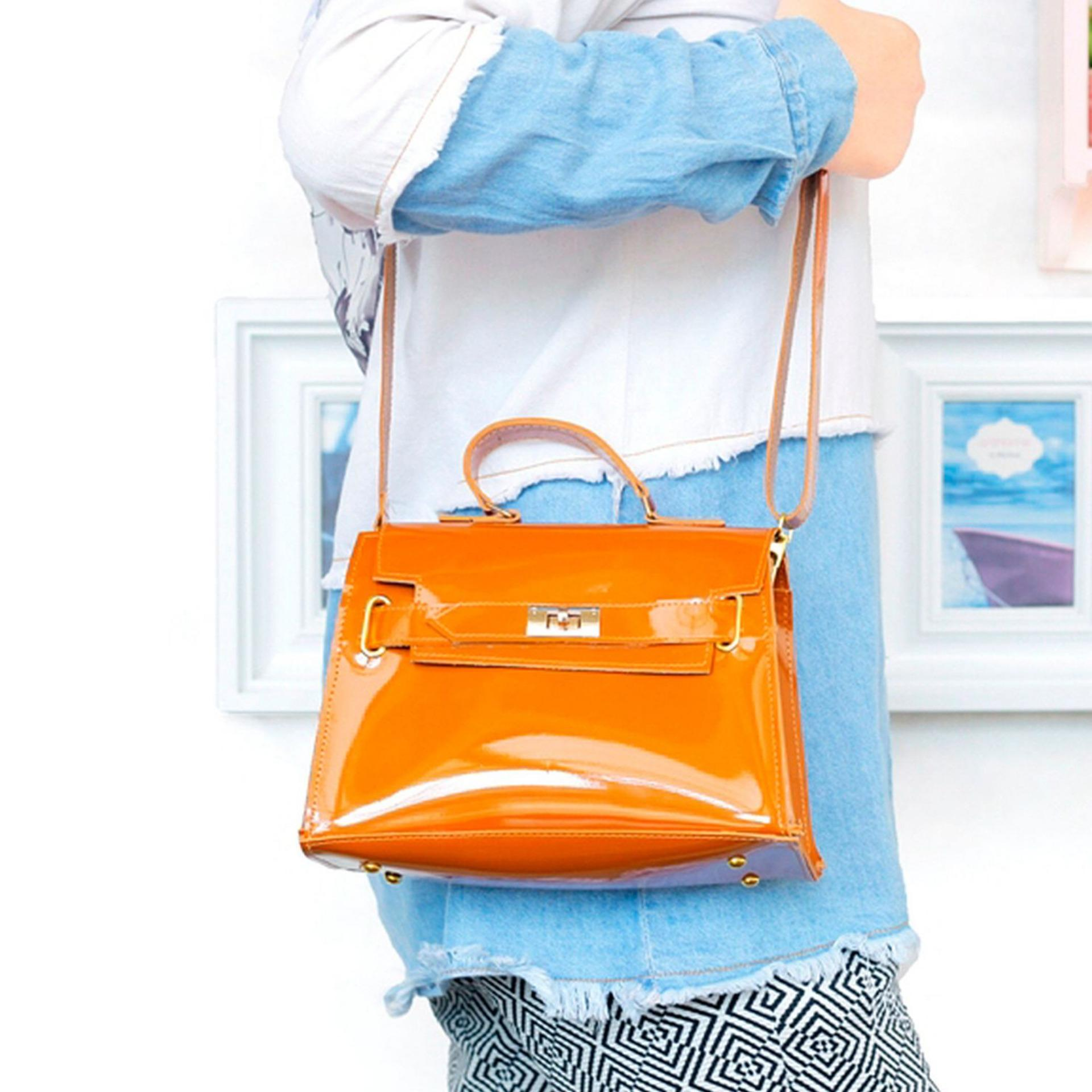 W-Oops! Tas Wanita Batam Jelly Premium Hermes