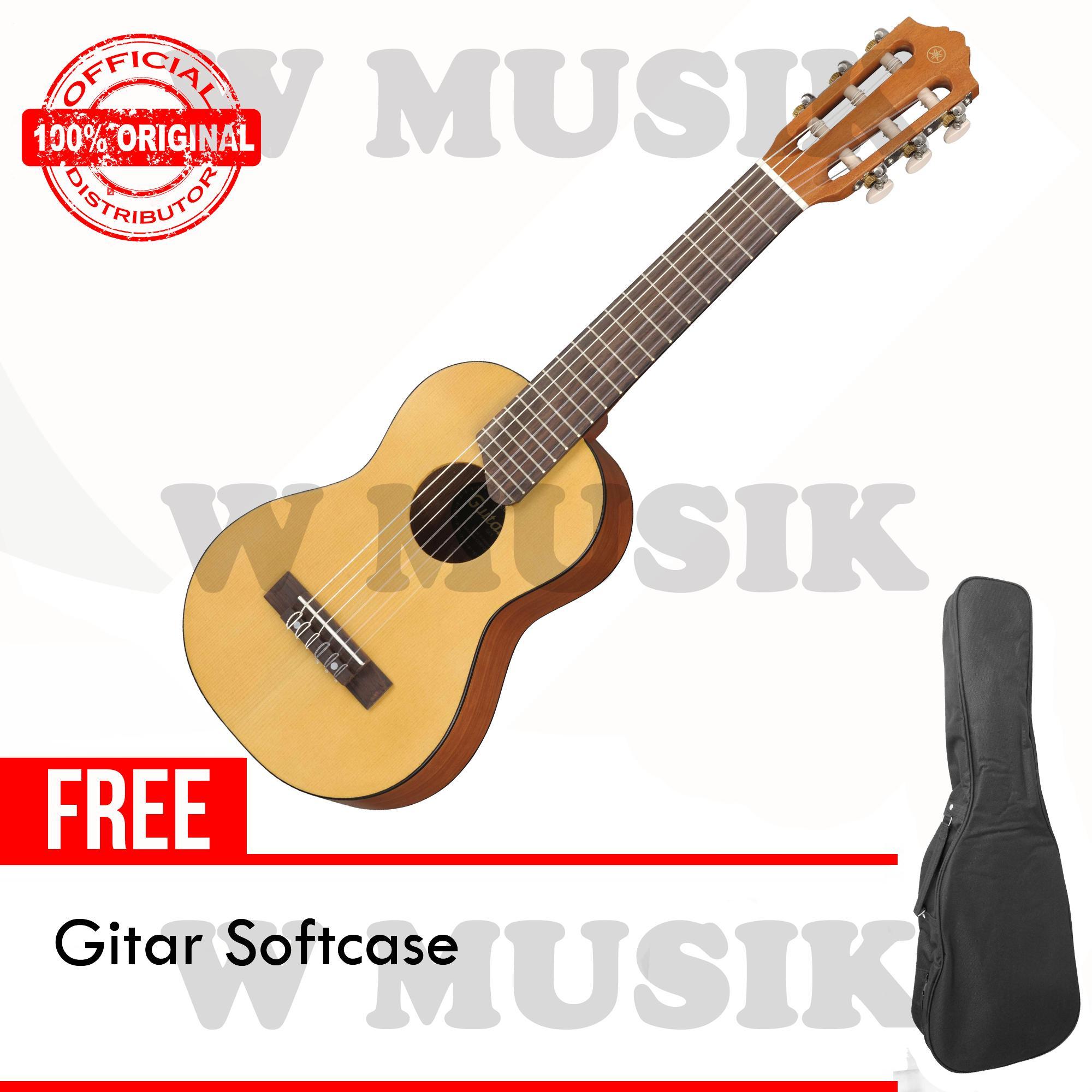 Jual Yamaha Gitar Mini Gl 1 Gl1 Guitalele Natural Gratis Softcase Yamaha Online