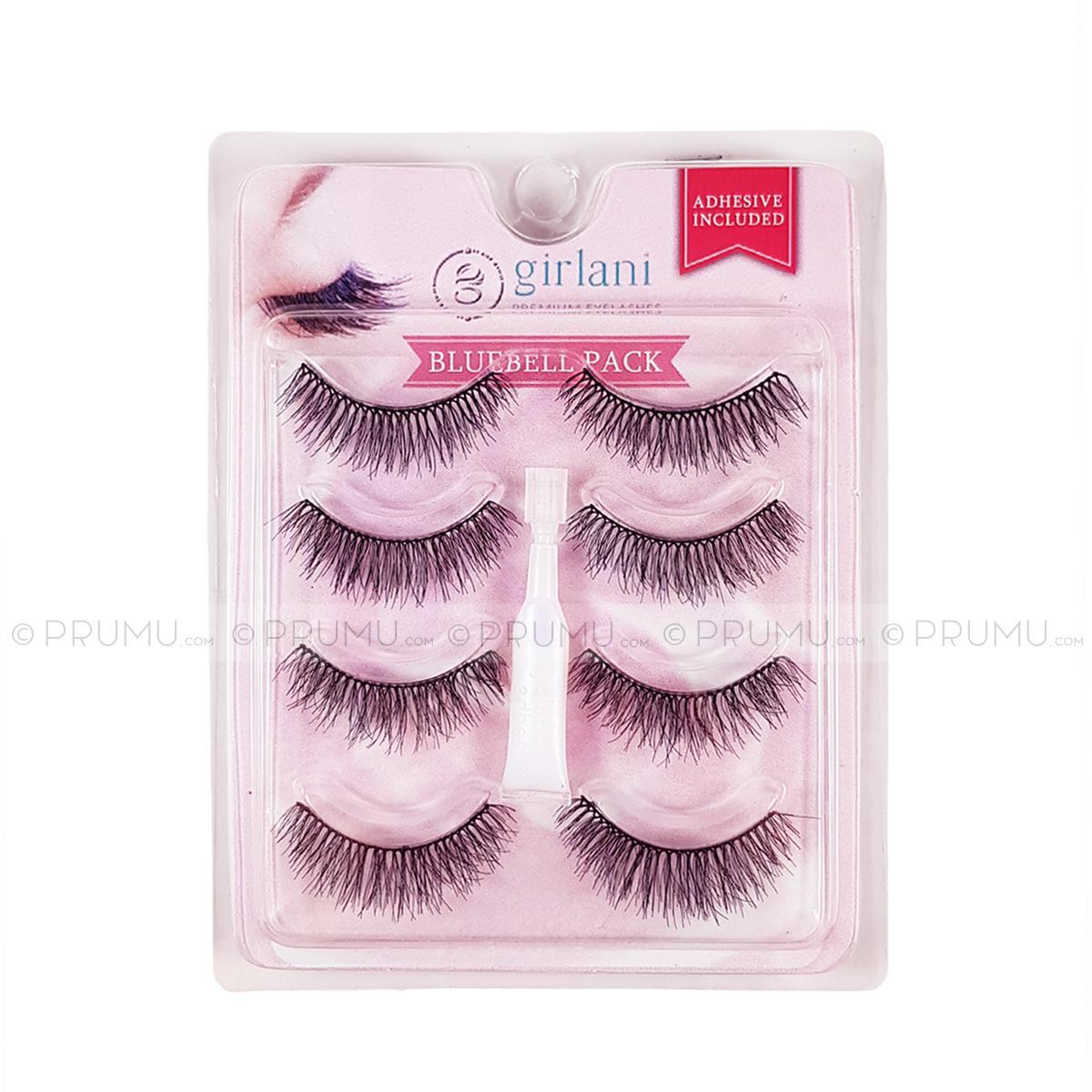 Bulu Mata Palsu - Girlani Bluebell Pack - Premium False Eyelashes