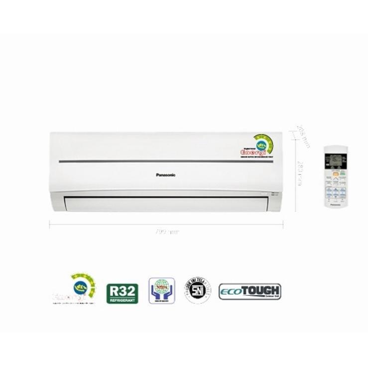 Panasonic AC 1 PK CSYN9SKJ – Putih - Khusus Jadetabek