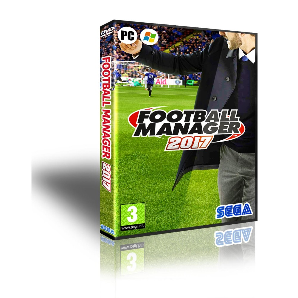 Football Manager 2017 Offiline PC