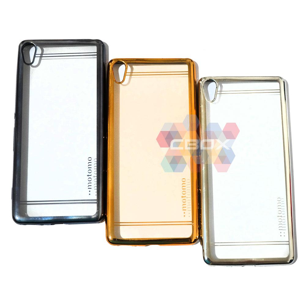 TPU Case For Vivo Y21 / Y22 Softcase Shining ClearList Glossy / Soft .