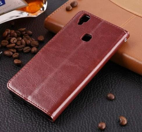 Ume Vivo V5 Flipshell Flip Cover Vivo V5 Leather Case Sarung Sarung