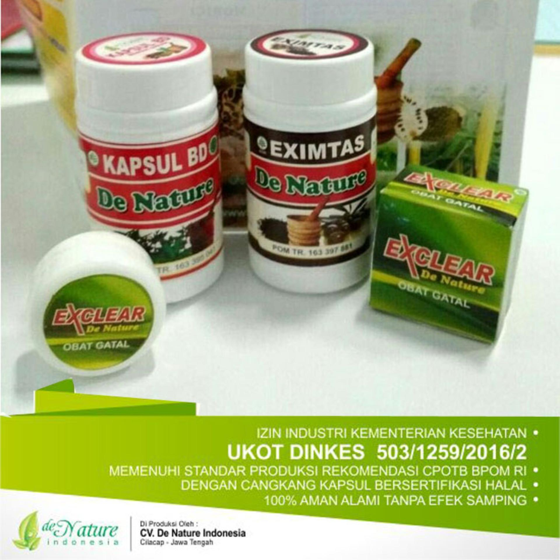 Review Obat Exim Basah Dan Kering Denature Denature