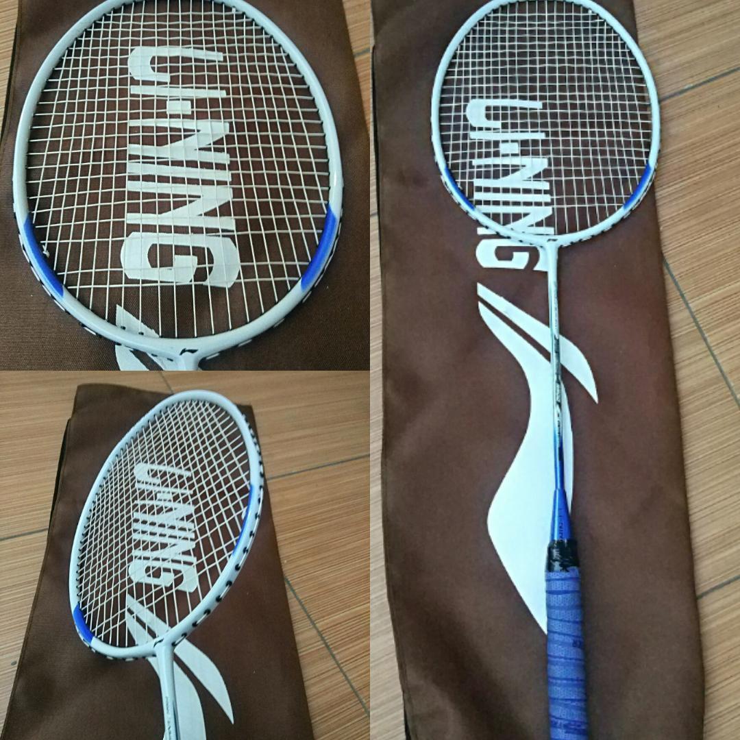 Kelebihan Wish Raket Badminton Carbon Fusiontec 991 String Terkini Morris Lining Ultra 3900