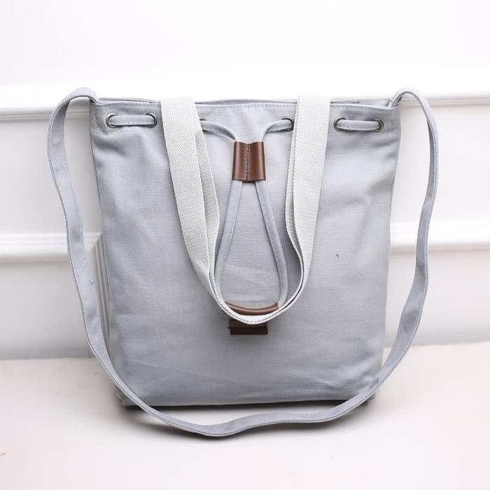 TAS SELEMPANG ORIGINAL WAISTBAG CANVAS. Source ... tas tote shopping bag  wanita like hush puppies vincci naughty simple - 3 . 8af0a851a8