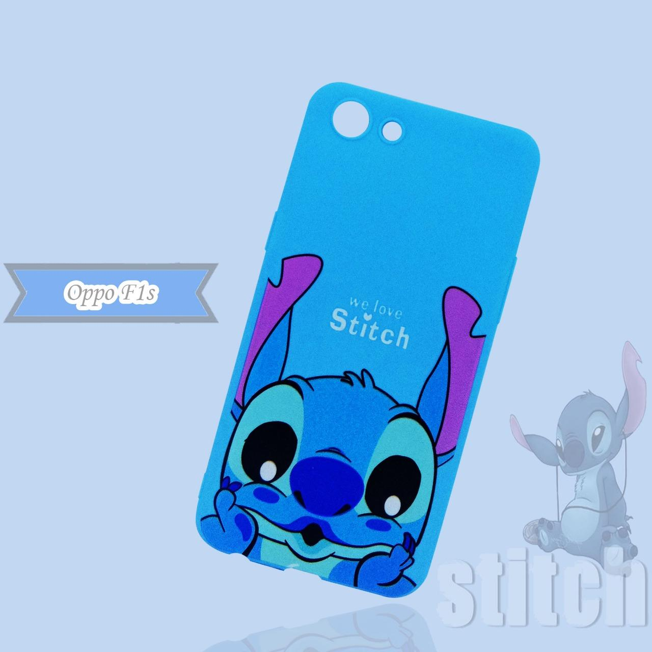 Marintri Case Oppo F1s New Fashion Stitch Cute