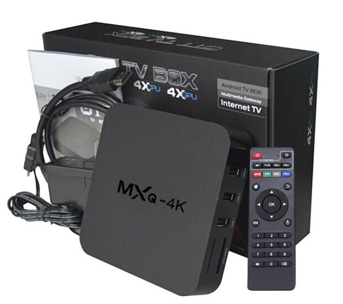 smart tv box mxq 4k rk3229  good quality bergaransi original