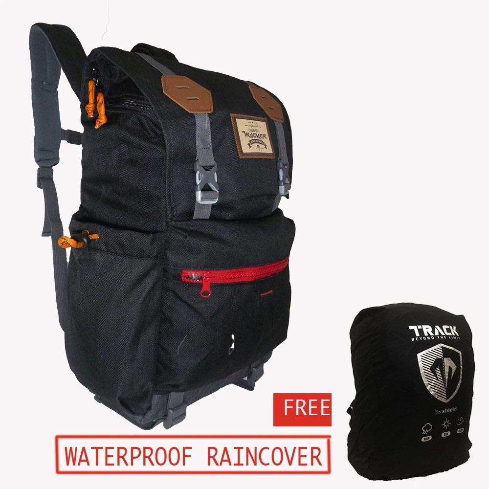 Tas Ransel Promo Tracker 78274 with Raincover
