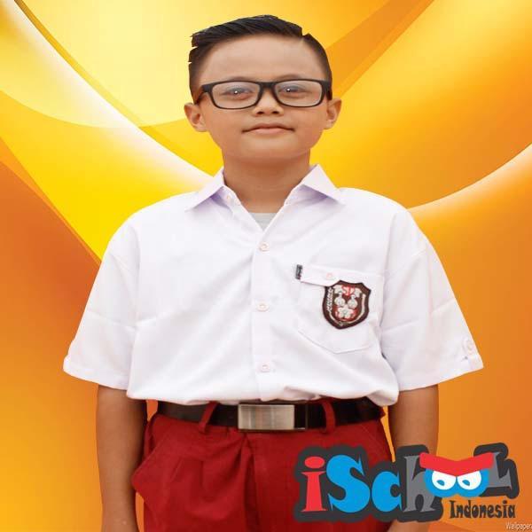 Promo Toko Ischool Baju Sekolah Sd 10 12 Lengan Pendek