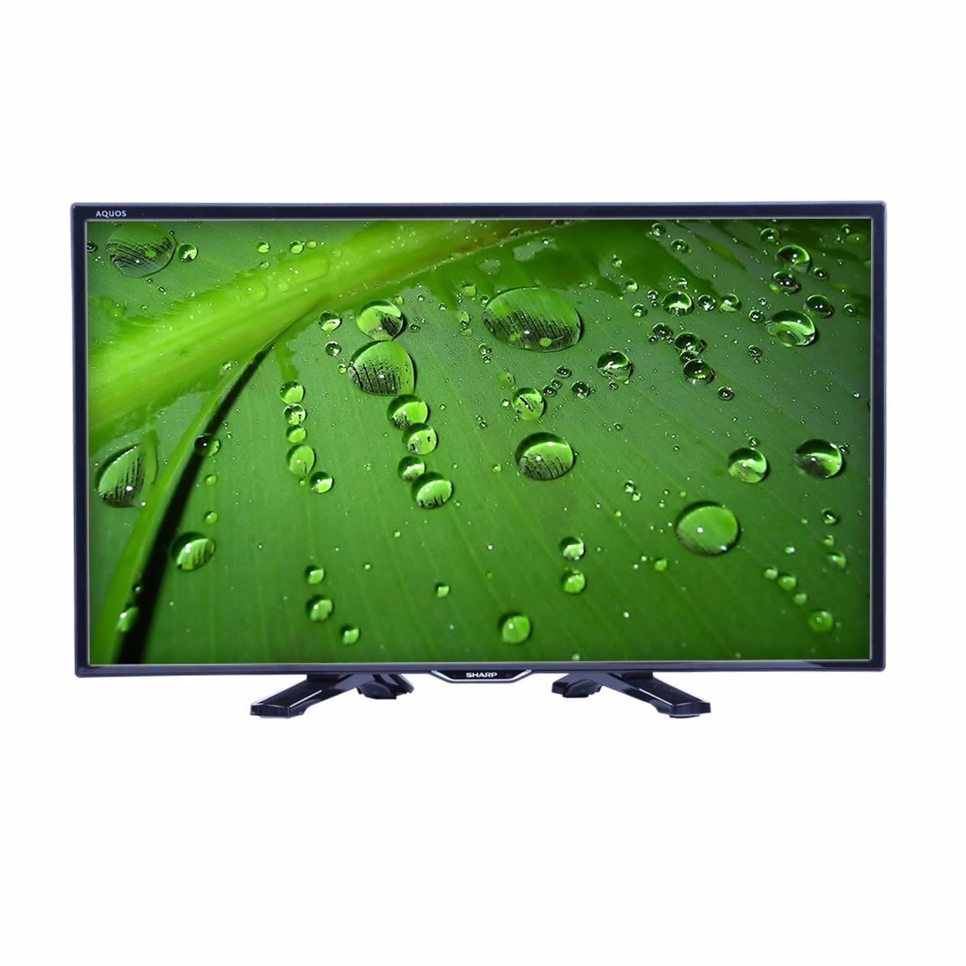 SHARP - Smart TV - 24 inch - 720p - LC-24LE175I
