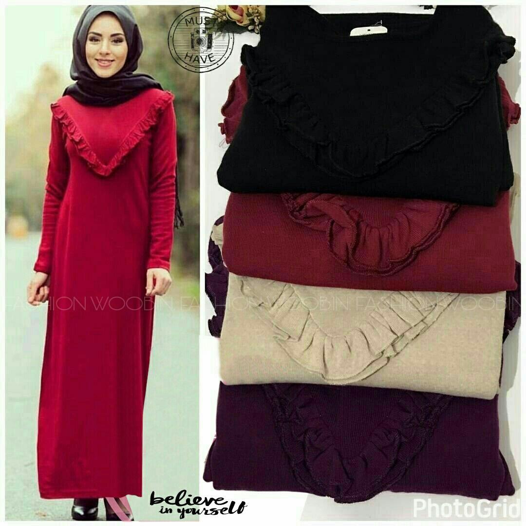 HagiosHolic Dress Miranda Maxi Wanita / Dress Wanita / Fashion Wanita / Dress Pesta / Dress