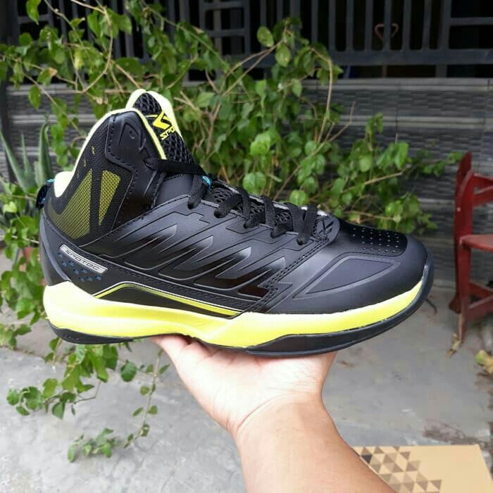 Spotec Exodus Sepatu Basket Pria Wanita - Smart4K Design Ideas f23dc0b958