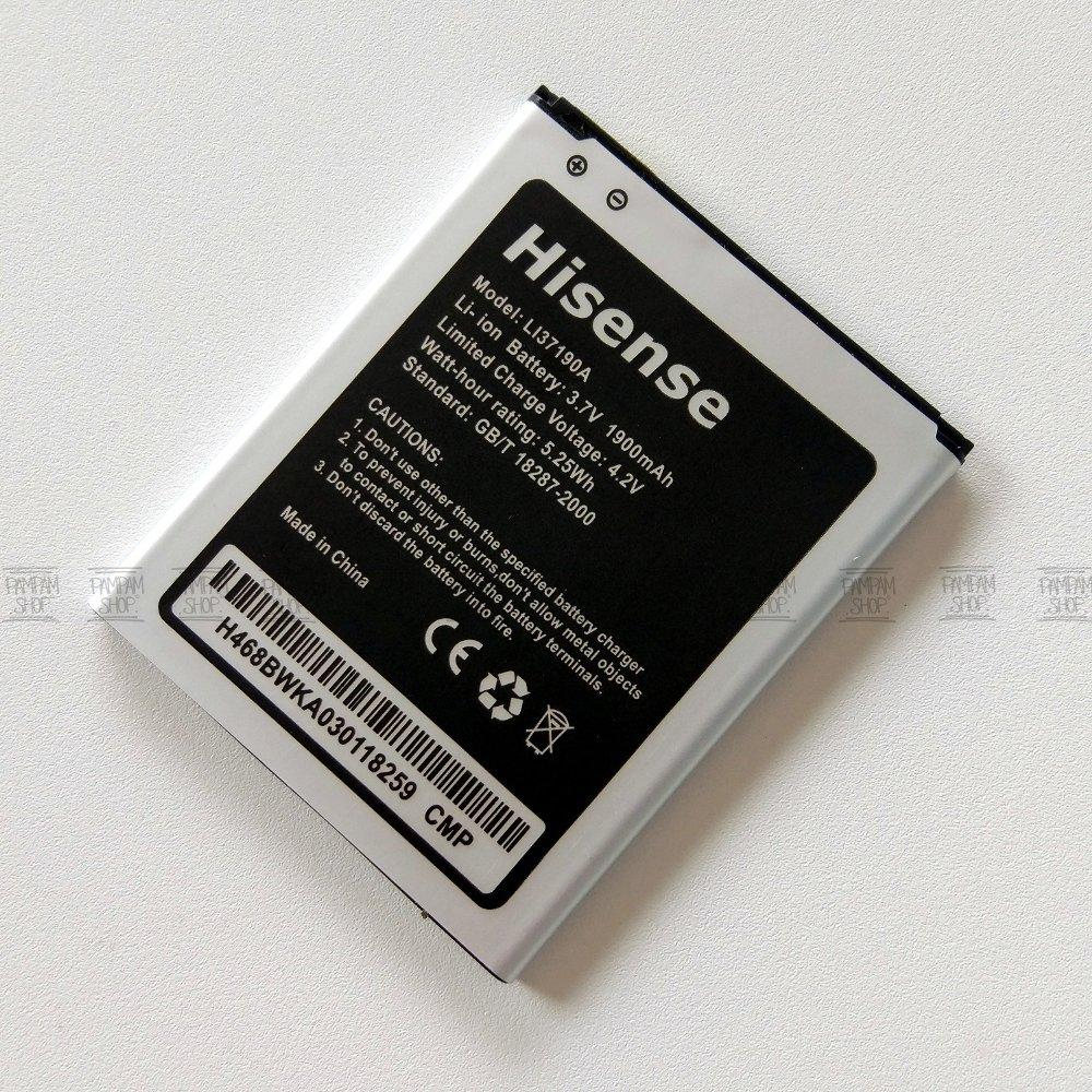 Baterai Handphone Smartfren Andromax E2 Plus E2+ Qi U2 Original OEM 100%