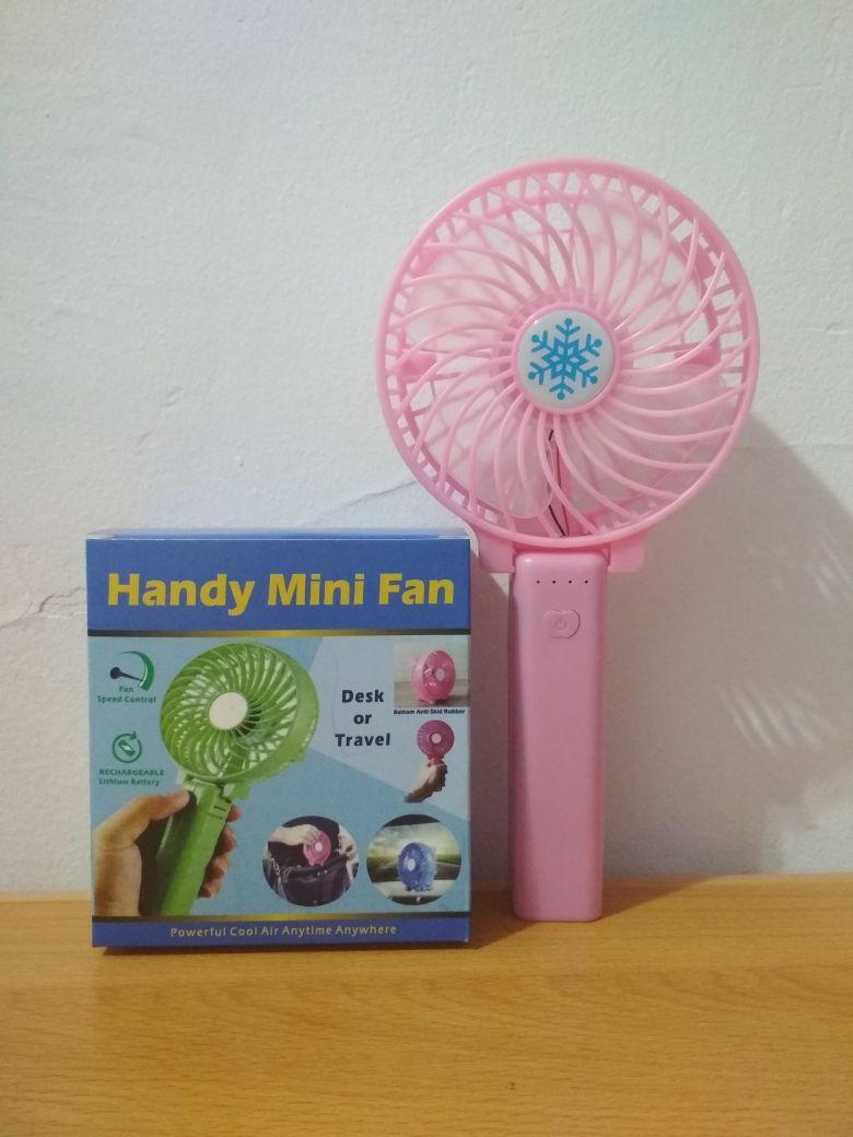 Kelebihan Kipas Angin Tangan Motif Kuping Mickey Handy Mini Fan Usb