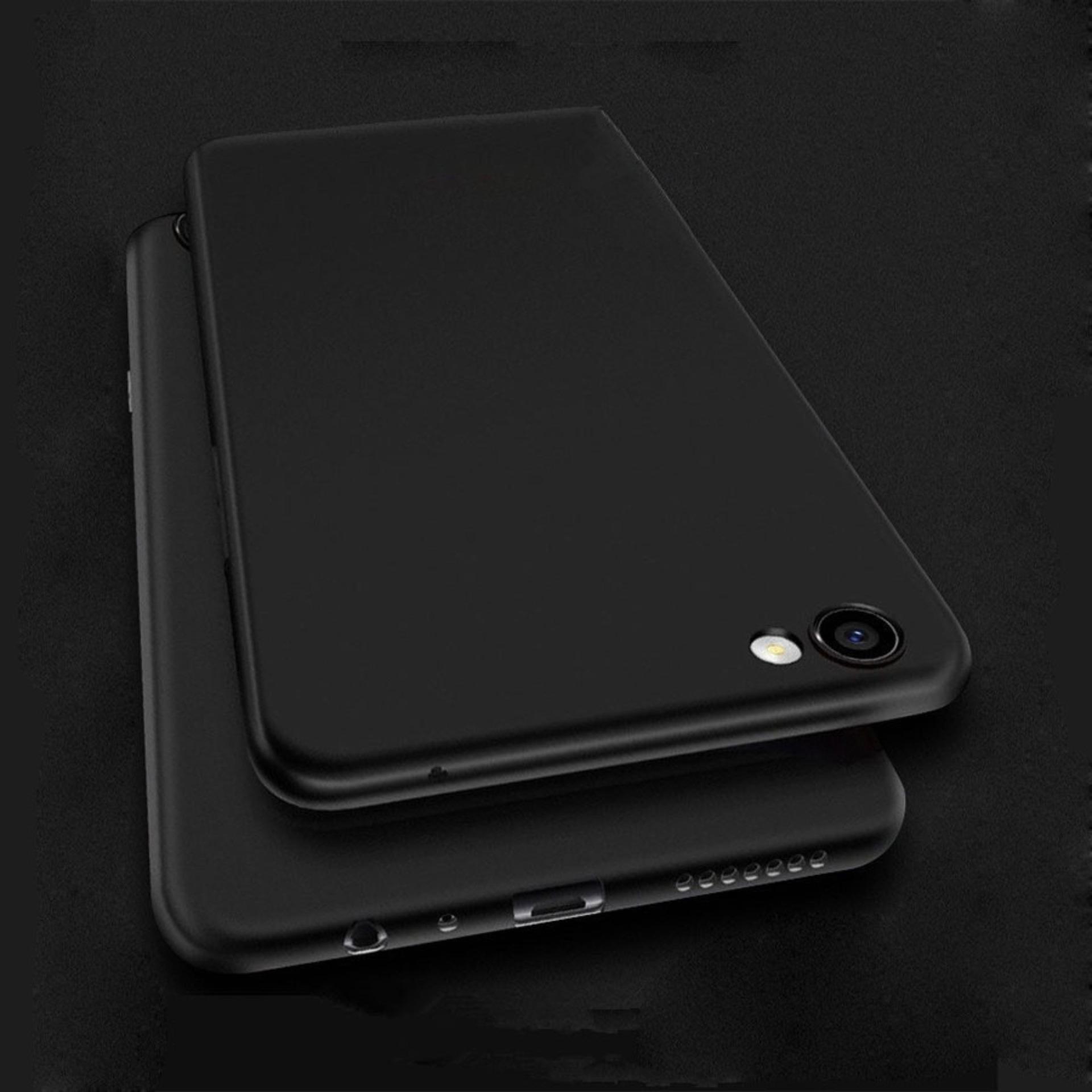 Case Slim Black Matte Oppo A71 Baby Skin Softcase Ultra Thin Jelly Silikon Babyskin/blak ...