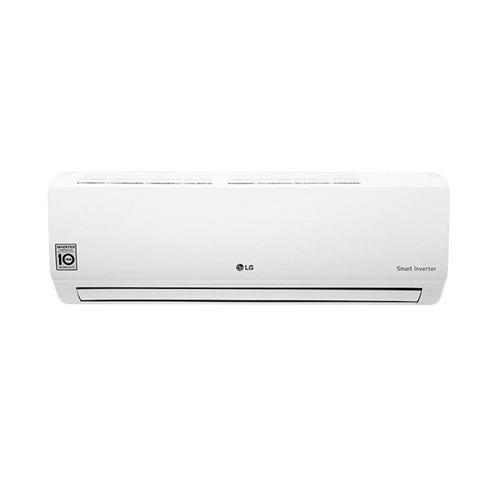 LG AC Standard Inverter Wall Mounted Split 1 PK - T10EV3 - White - JABODETABEK