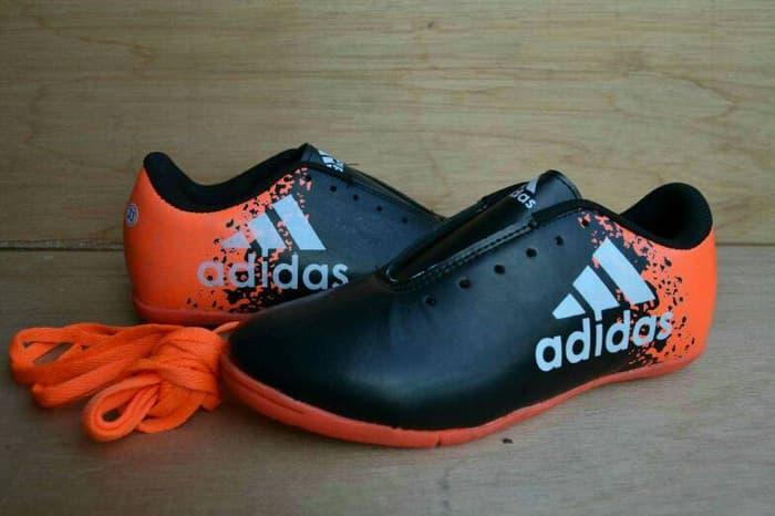 Sepatu futsal adidas anak kids / cowok olahraga running / nike sport - lc7uIr - 2 ...
