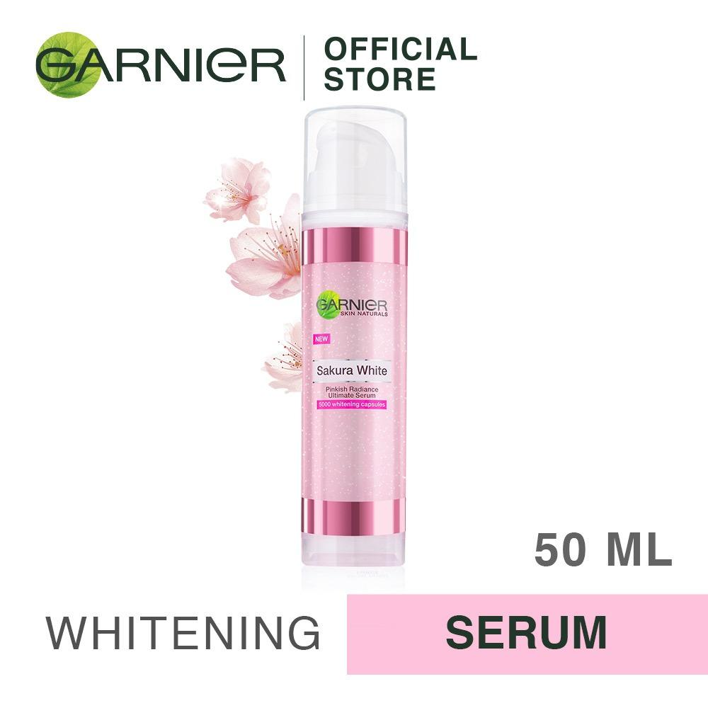 Harga Hemat Garnier Sakura Ultimate Serum 50Ml