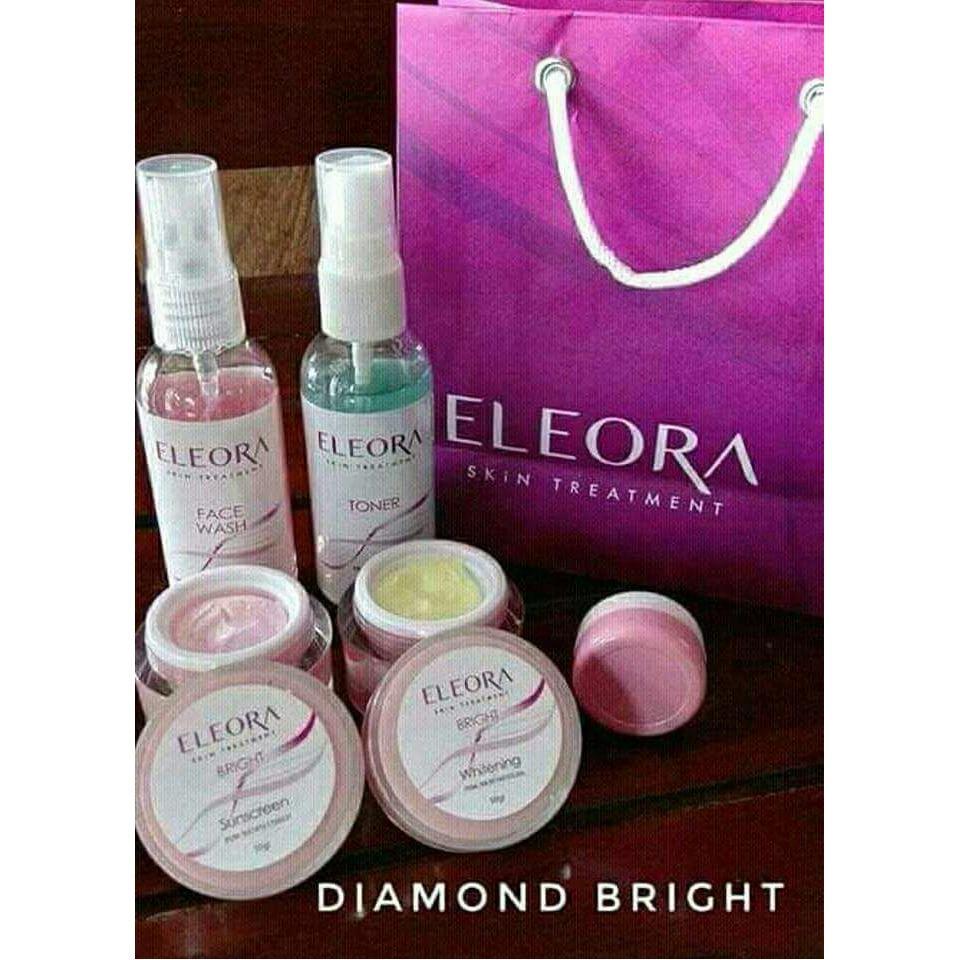 Beli Eleora Diamond Bright Untuk Kulit Normal Dan Pori Pori Besar Eleora Asli