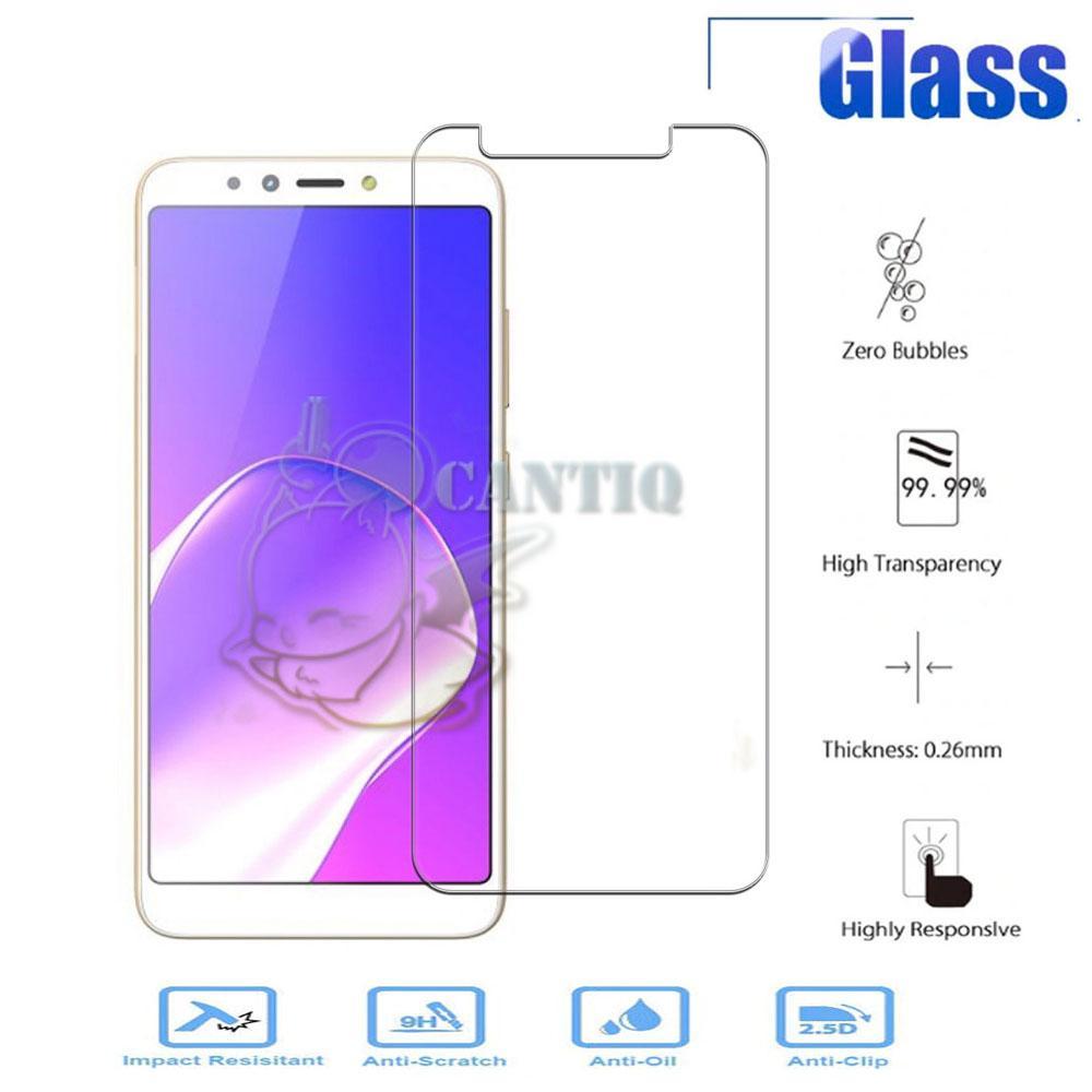 Tempered Glass Infinix Hot 6 Pro X608 Anti Gores Kaca Infinix Hot 6 Pro Temper Glass