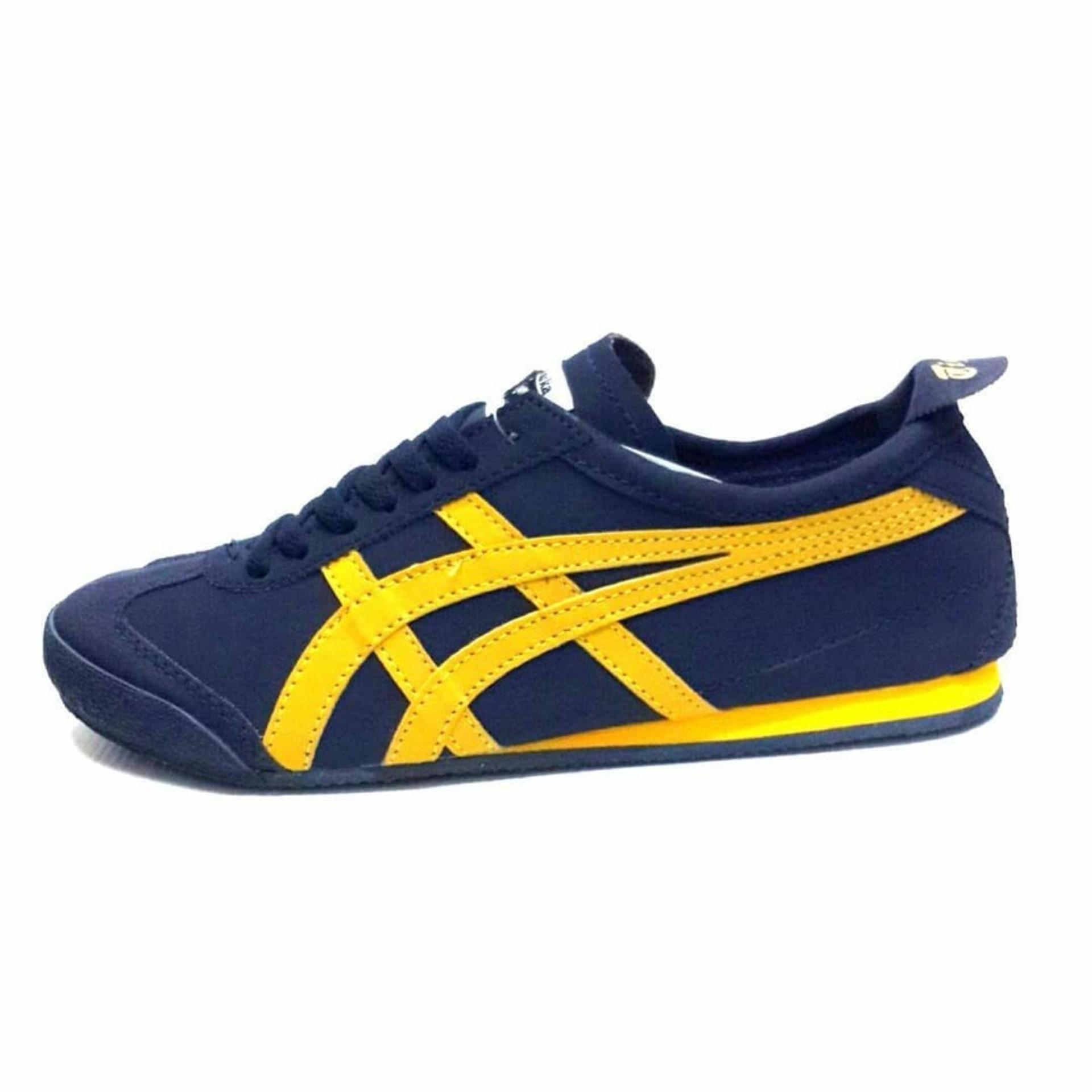EM Store - Sepatu Asicc Tiger Lowcut Sneakers