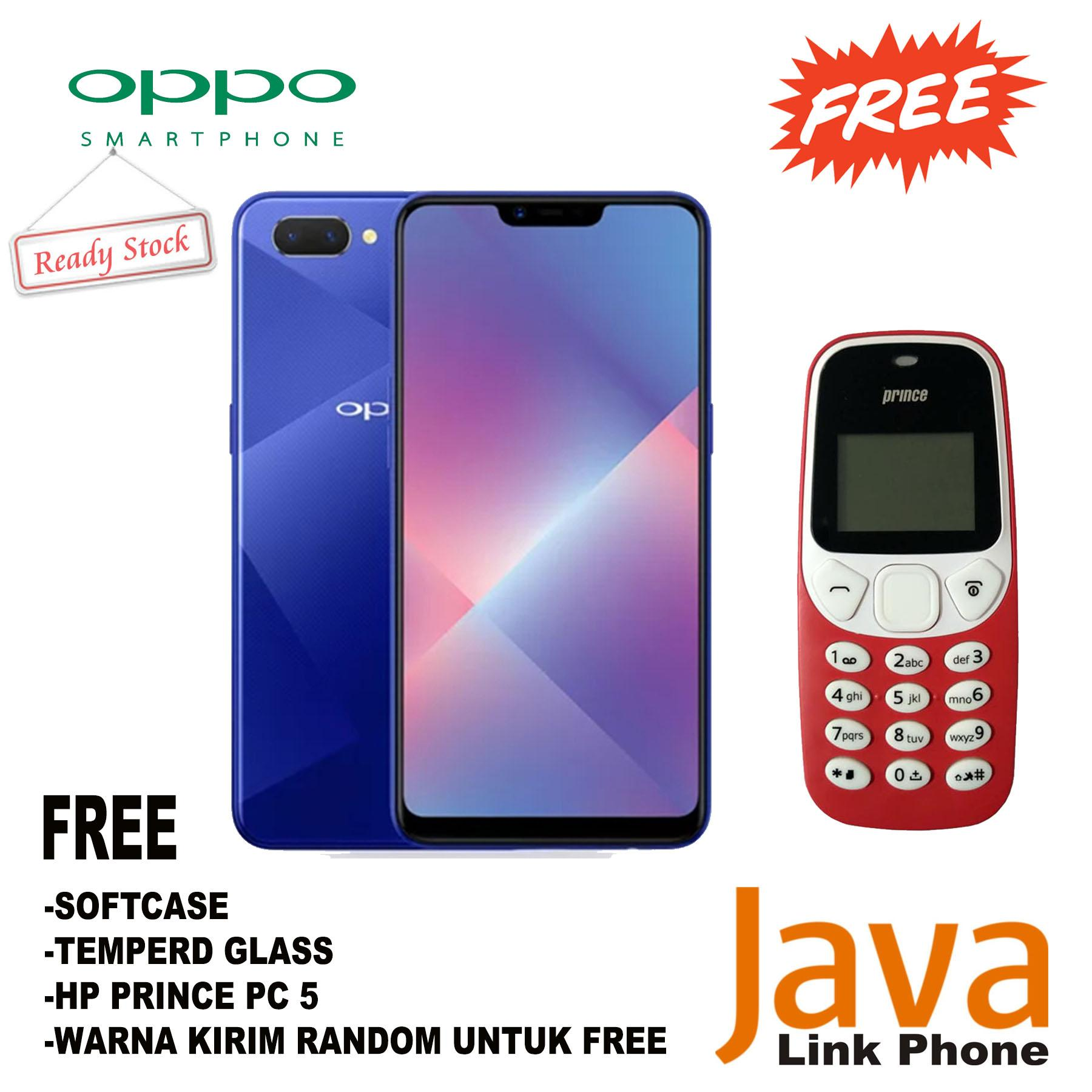 Oppo A3S - 3 32GB - Free Paket Hp Fitur - Garansi Resmi Oppo Indoneisa 14489ec920