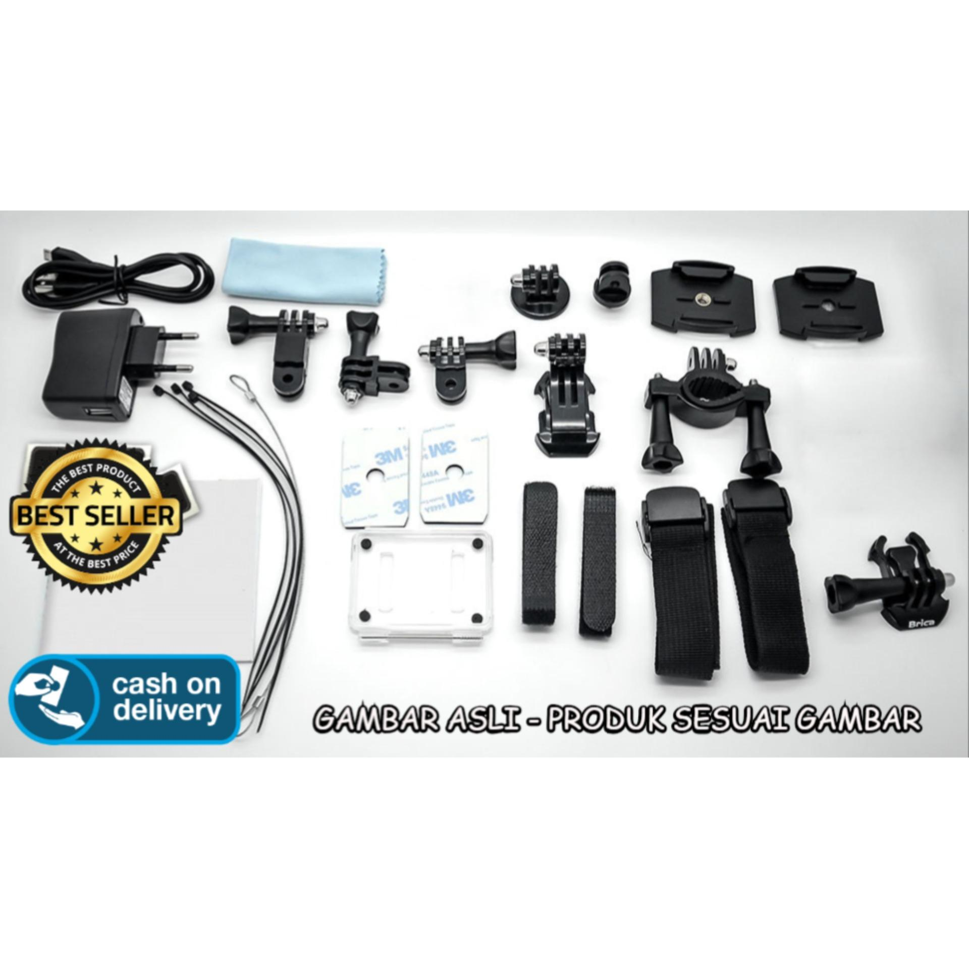 Fitur Big Store Acc Sports Cam Action Wifi Non Ultra Hd 4k Kamera Sport Go Pro Kogan
