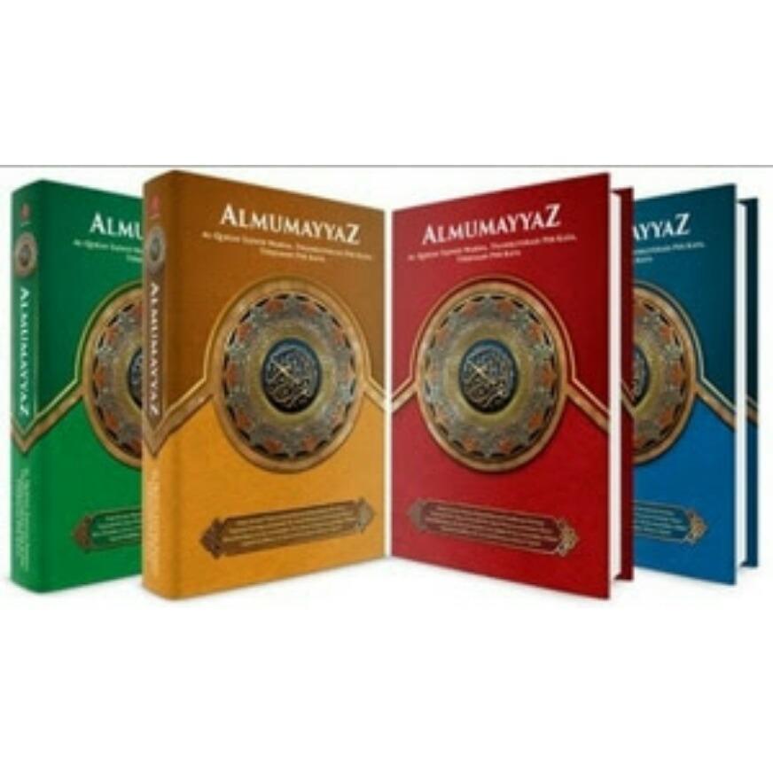Ulasan Lengkap Tentang Al Quran Terjemah Perkata Dan Tajwid Warna Al Mumayyaz A4 Merah Alquran Besar