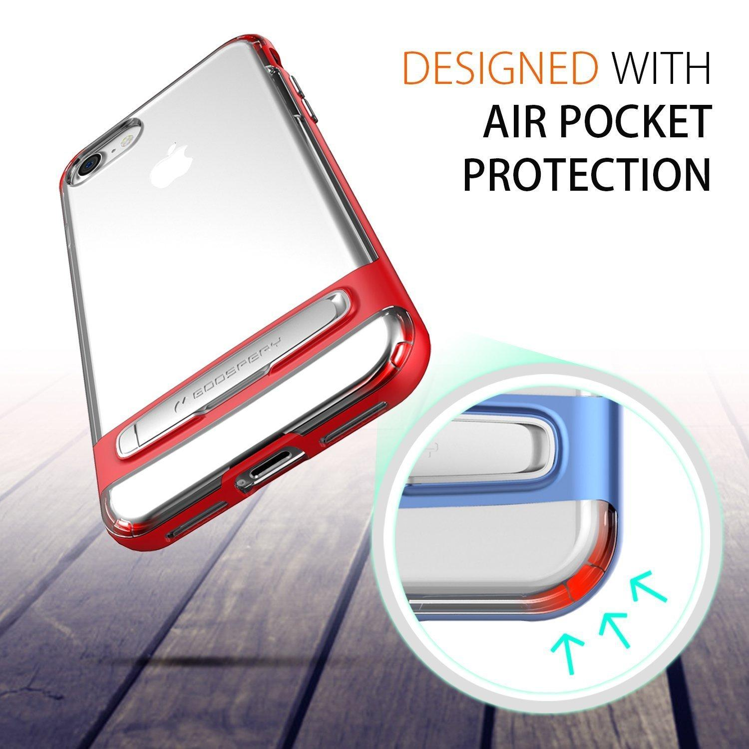 Fitur Mercury Dream Bumper Hybrid Case For Iphone X Red Dan Harga Goospery Soft Feeling Jelly Mint 3