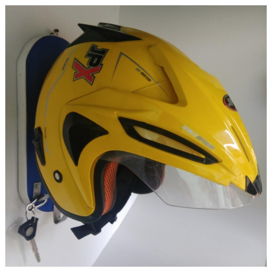 Cek Harga Baru Rak Gantungan Helm Dan Kunci Motor Terkini Situs Montor 3