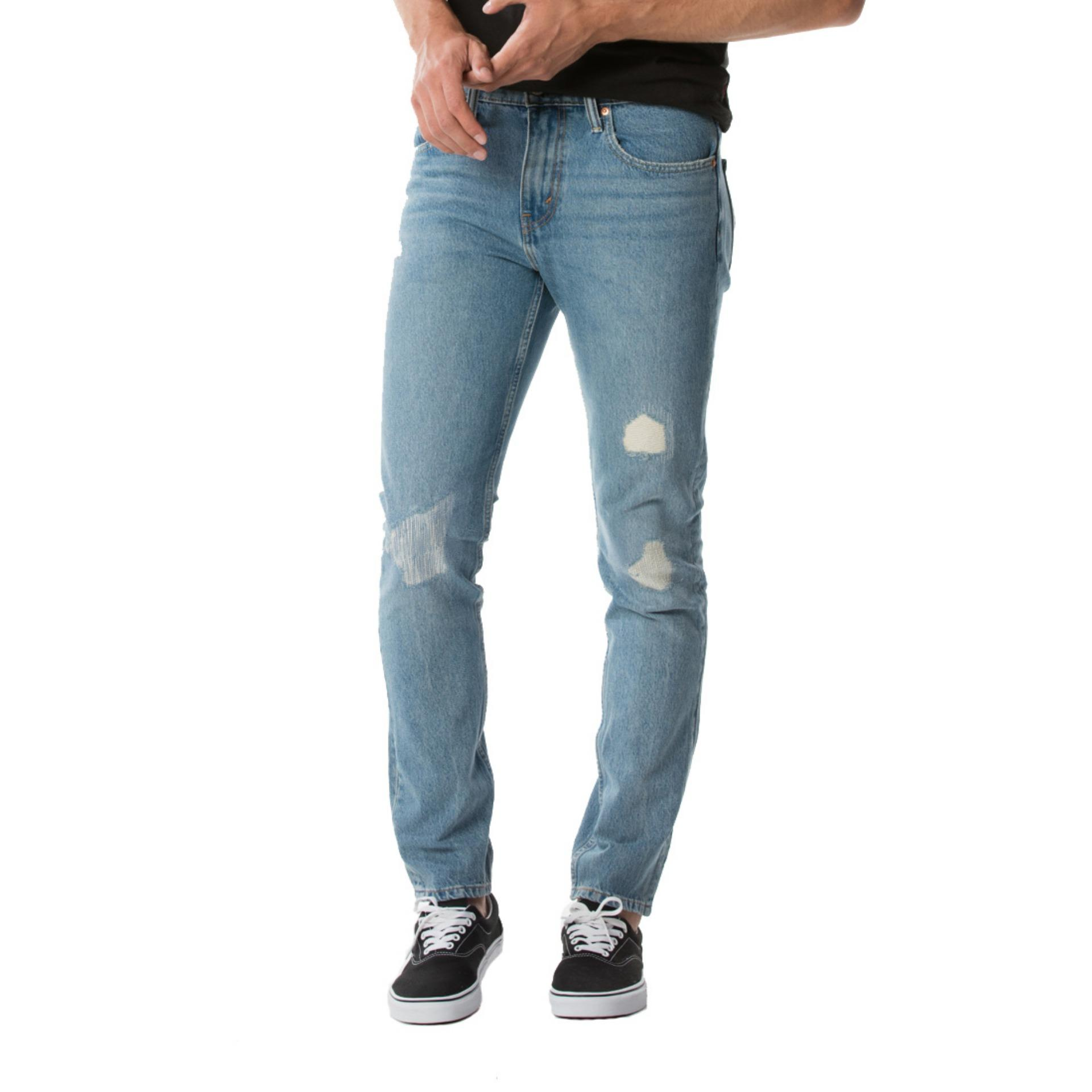 Cek Harga Levis 712 Slim Jeans Sunset Cove Dan Ulasan Terbaru One Pocket Shirt True Blue 65824 0337 512 Taper Fit Animus