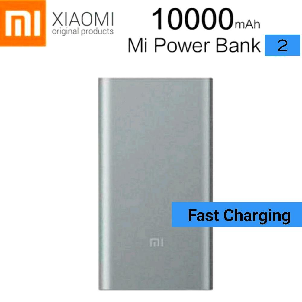 Buy Sell Cheapest Fast Moving 2 Best Quality Product Deals Xiaomi Powerbank Mi Pro Original 10000mah Quick Charge Power Bank Gen2 Charging 100 Di Lapak Keep Km5555m