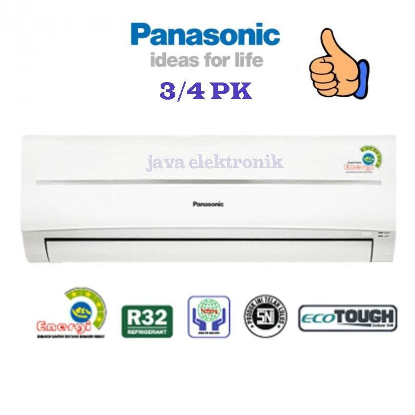 Panasonic Air Conditioner AC 3/4 PK CS-YN7SKJ - Putih(garansi resmi)
