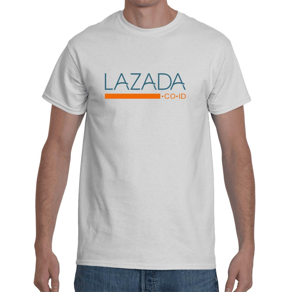 Kaos Lazada - Tshirt Limited Edition Export Quality - Cotton Combed 30s Premium Quality