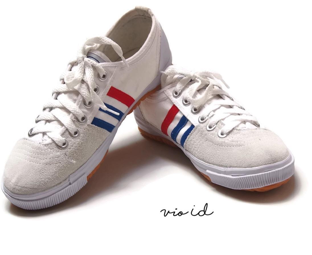 ... Sepatu Import Original - Sepatu Kodachi 8111 Garis Tiga White - 4 ...
