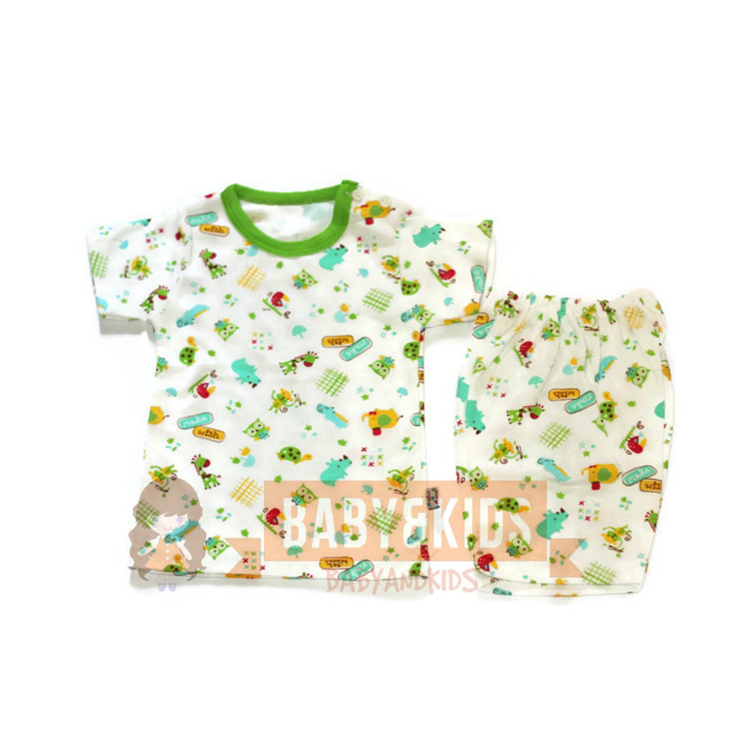 ... Bajuanakanak Paket Hemat Jumper Bayi Setelan Anak baju Newborn Murah - 4