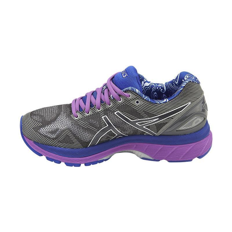 Asics GEL Nimbus 19 Lite Show Women Running Sepatu Lari Wanita T754N9700 -  2 ... f431fd8ce0
