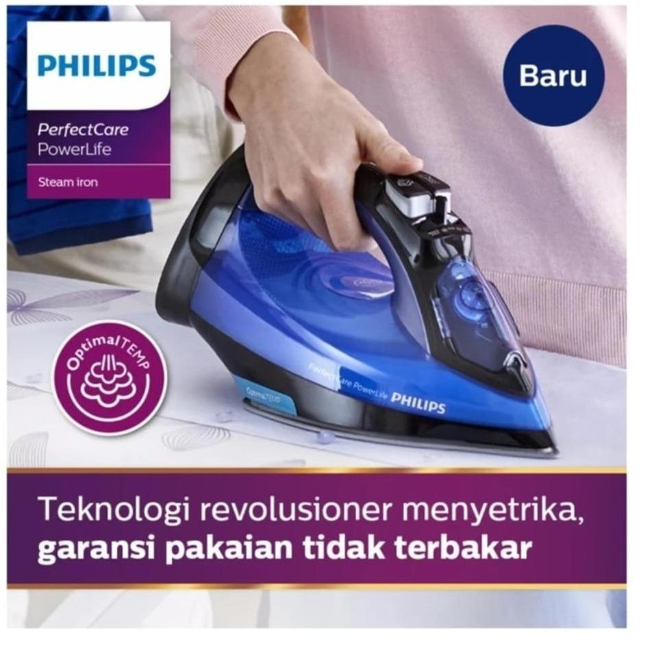 Harga Philips Setrika Uap Optimal Temp Gc3920 Smart Iron Terbaru