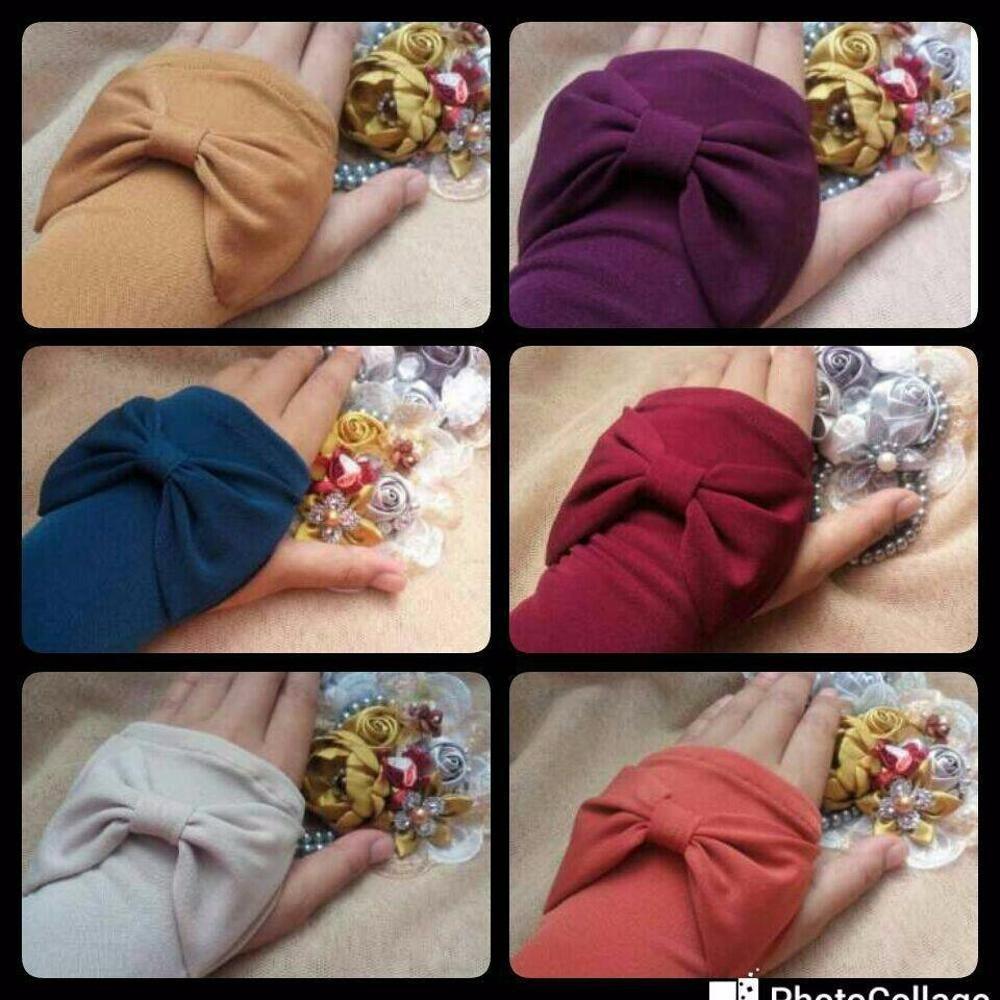 Style in Style Handsock Jempol Pita Polos - Aksesoris Berhijab Aksesoris Muslim