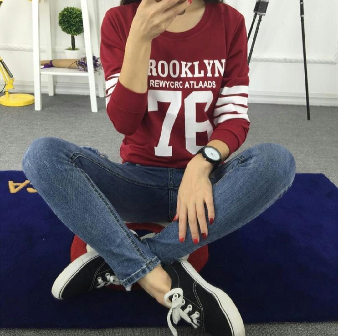 Sweater Hoodie Broklyn Wanita B0027 - Daftar Harga Terlengkap Indonesia dc23fabae4