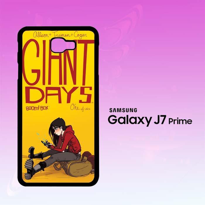 GIANT DAYS W4399 Samsung Galaxy J7 Prime Case