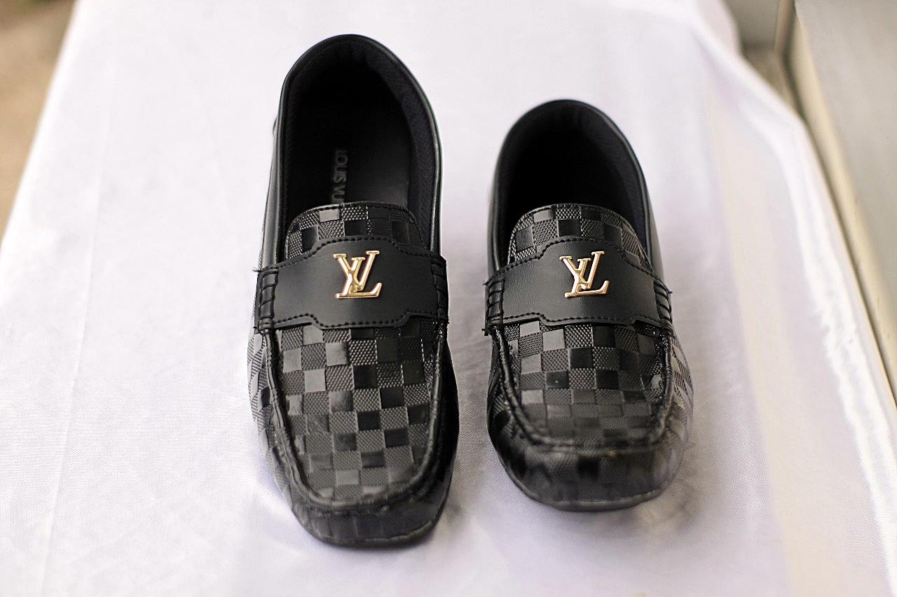 ... Sepatu Casual Prial Louis Vuitton Loafer Slop Slipon Formal Lv (LOKAL)  - 3 ... 50ee3dc291