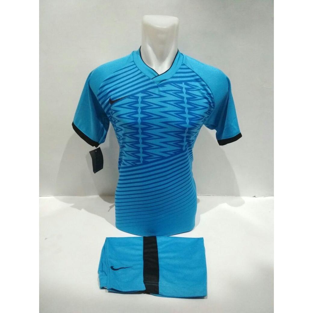[Terbaru NK 03] Baju Kaos Olahraga Setelan Futsal/Volly