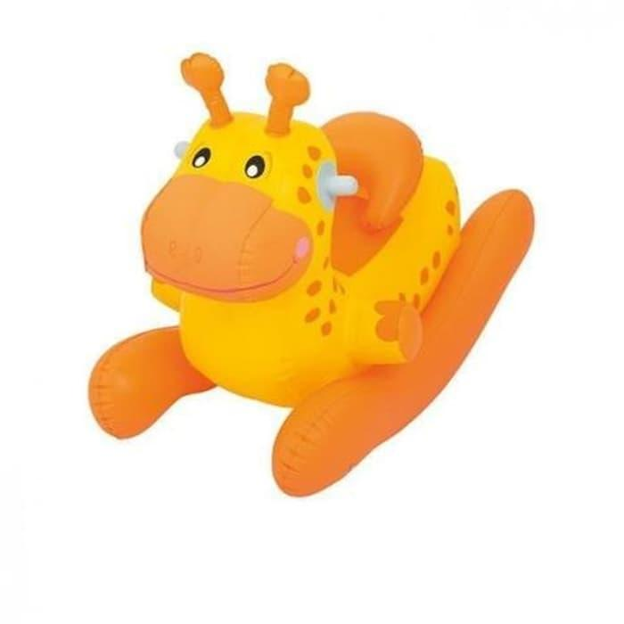 Bestway Baby Rocker Animal (Jerapah) Mainan Ayunan Goyang Anak - 5 .