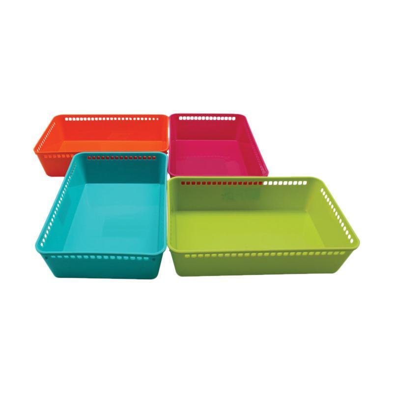 Claris Kotak penyimpanan / Box organizer / Nampan Penyimpanan Mesh 0503 - 2