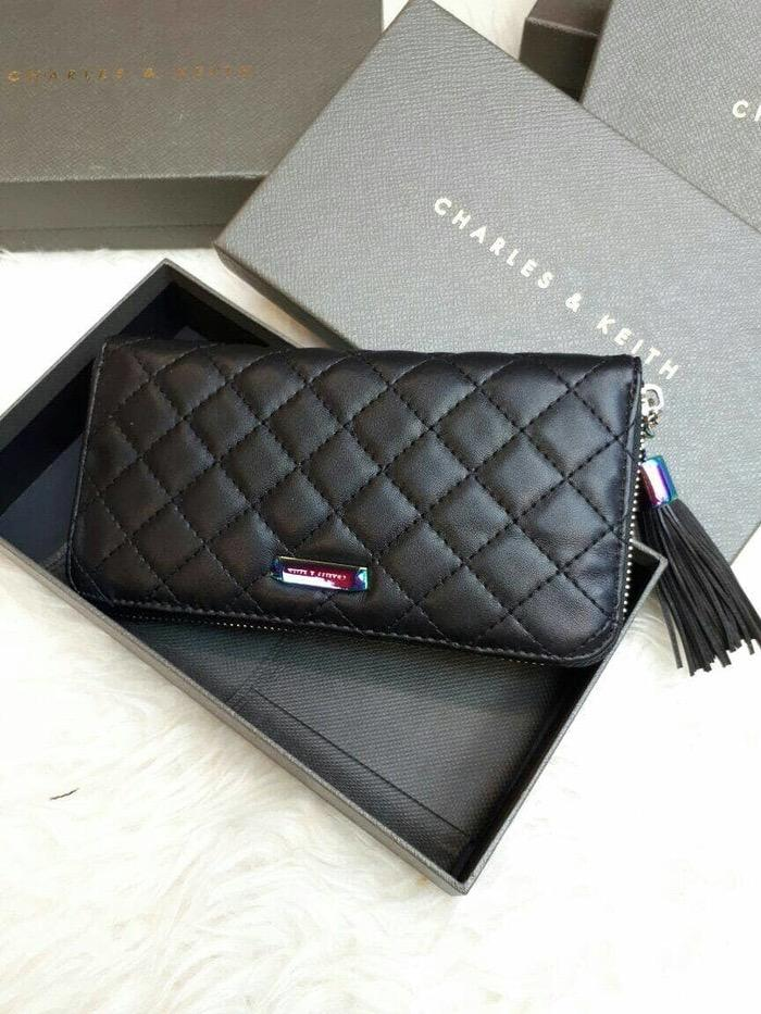 Dompet ck quilted uk.20/10