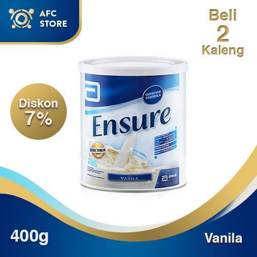 Situs Review Ensure Vanila 400Gr 2 Kaleng