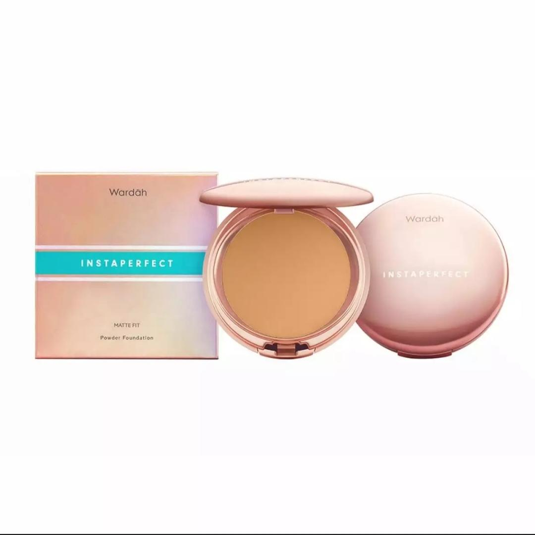 Wardah Instaperfect Matte Fit Powder Foundation (13g)